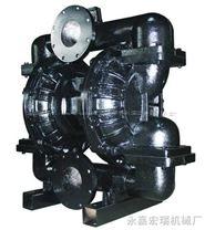 電動隔膜泵的注意事項