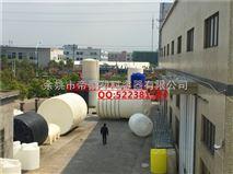芜湖污水储罐 芜湖废水PE塑料贮罐 耐酸碱防腐蚀储罐