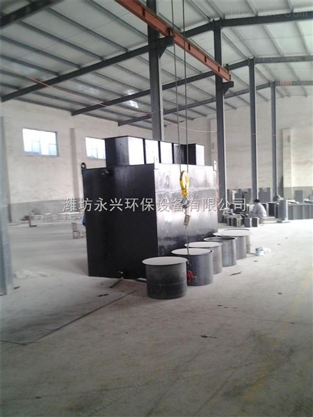 广西南宁二氧化氯发生器 污水处理设备