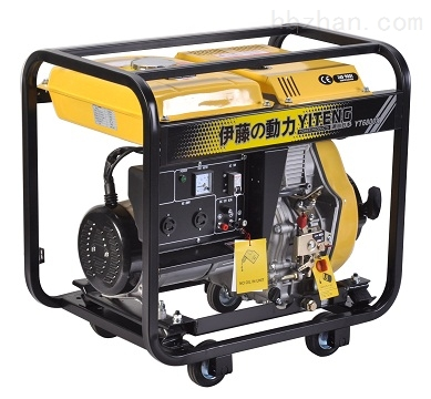 伊藤动力8千瓦柴油发电机