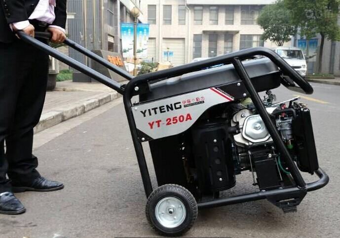 伊藤动力YT250A发电电焊机直销