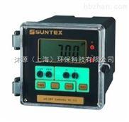 台湾上泰SUNTEX智能型pH/ORP 变送器PC-350  工业在线PH计