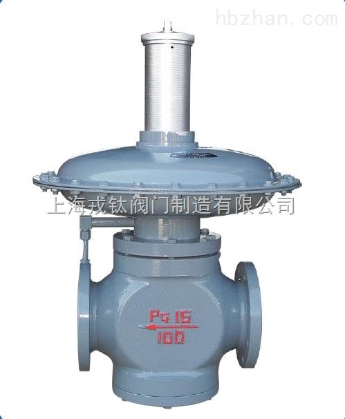 K型直接式燃气调压器