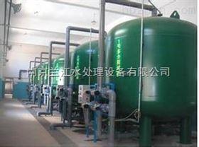 水處理設備除鐵錳過濾器性能