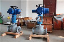 MKZ941H-25 DN350煤礦井下用電動閘閥