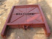 附壁式铸铁镶铜方闸门、圆闸门