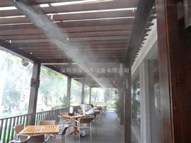 空调机房喷雾降温设备