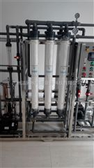 1-50T/H矿泉水超滤纯水设备