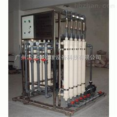 2000L/H超滤设备自来水用UF过滤设备