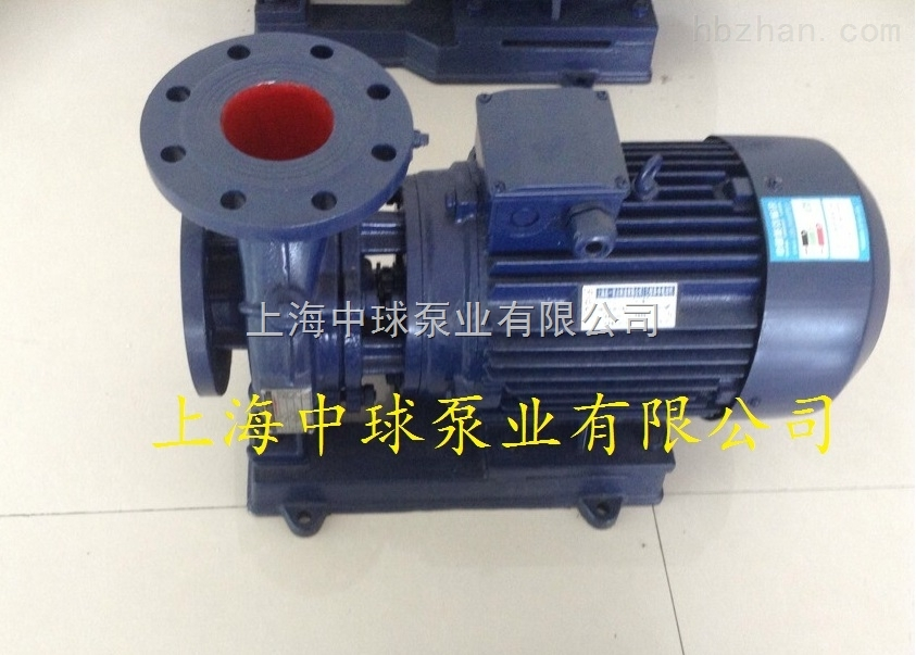KQW卧式管道循环泵