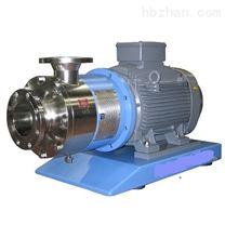均質乳化泵,管線式均質乳化泵