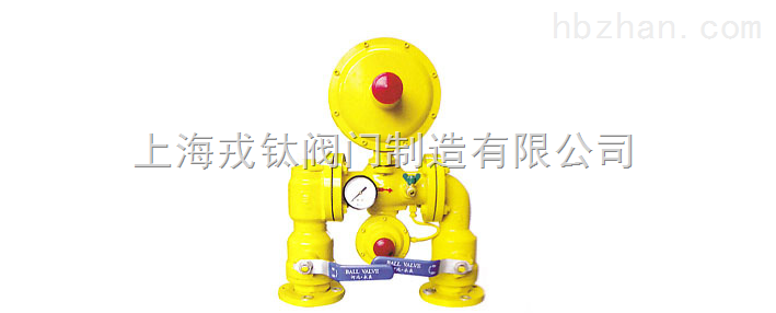 RTZ-*/*Q系列楼栋式燃气调压器