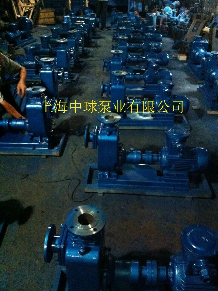 50ZX15-60PB不锈钢防爆自吸泵