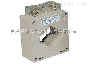 穿心式电流互感器接线图 BH 0.66电流互感器价格图片