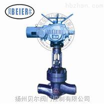 J61Y高压电站焊接截止阀