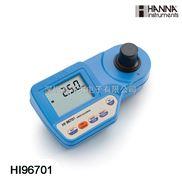 哈納HANNA HI96701舊型號:HI93701、HI95701微電腦餘氯(遊離氯)濃度測定儀