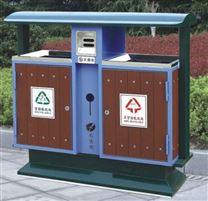 钢木垃圾桶批发