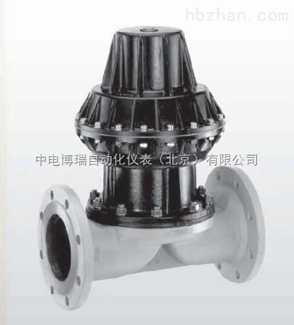 gemu656/620/690/670-盖米气动隔膜阀-中电博瑞自动图片