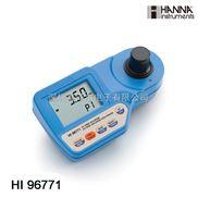哈納HANNA HI96771舊型號:HI95771微電腦雙量程餘氯(遊離氯)濃度測定儀