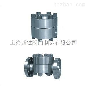 HRW3、HRF3高温高压蒸汽疏水阀