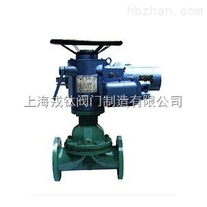 G941J电动衬胶隔膜阀/电动衬胶隔膜阀