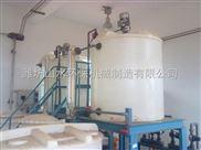 工业冷却循环水加缓蚀阻垢剂加药装置