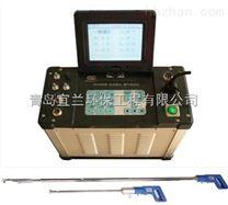 拋煤機爐煙塵煙氣檢測儀