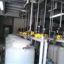 含磷含氟废水处理设备型号
