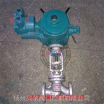 J941H-25C DN50铸钢电动防爆截止阀