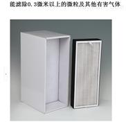 供应无尘车间烟雾净化器活性炭过滤芯厂家批发价格图片