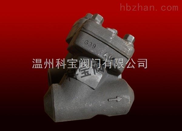 150/300LB不锈钢美标内螺纹过滤器