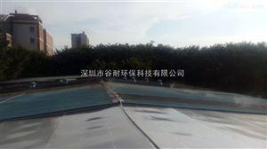 广州东莞深圳惠州铁皮房屋顶喷淋降温系统