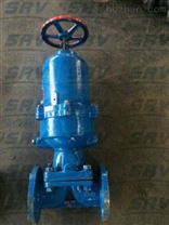 G6K41F(無襯裏)、G6K41Fs(襯氟塑料)氣動隔膜閥(常開型)
