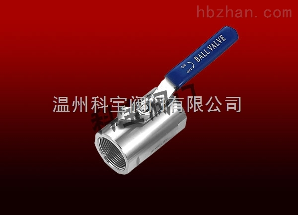 广式半钢内螺纹球阀 6分 Q11F-16P
