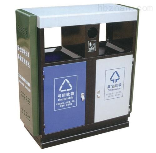 摘要:不锈钢环卫垃圾桶是一种存放垃圾的容器,使用不锈钢制作而成.