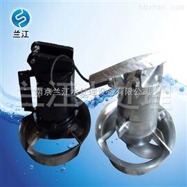 潜水搅拌机工作效率 潜水推流器潜水深度