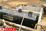 一体化地埋式生活污水处理设备报价