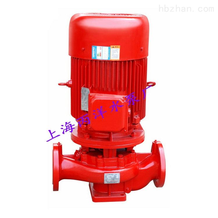 XBD-ISG立式单级管道消防泵