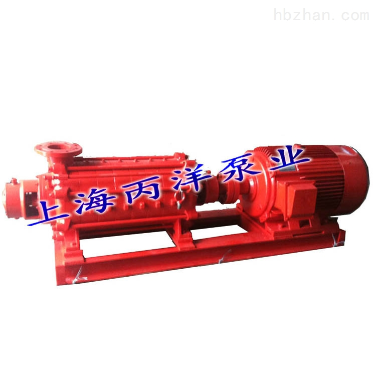 XBD-TSWA多级增压消火栓喷淋泵