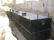 10方/天黄岛区医院一体化污水处理设备的工艺原理