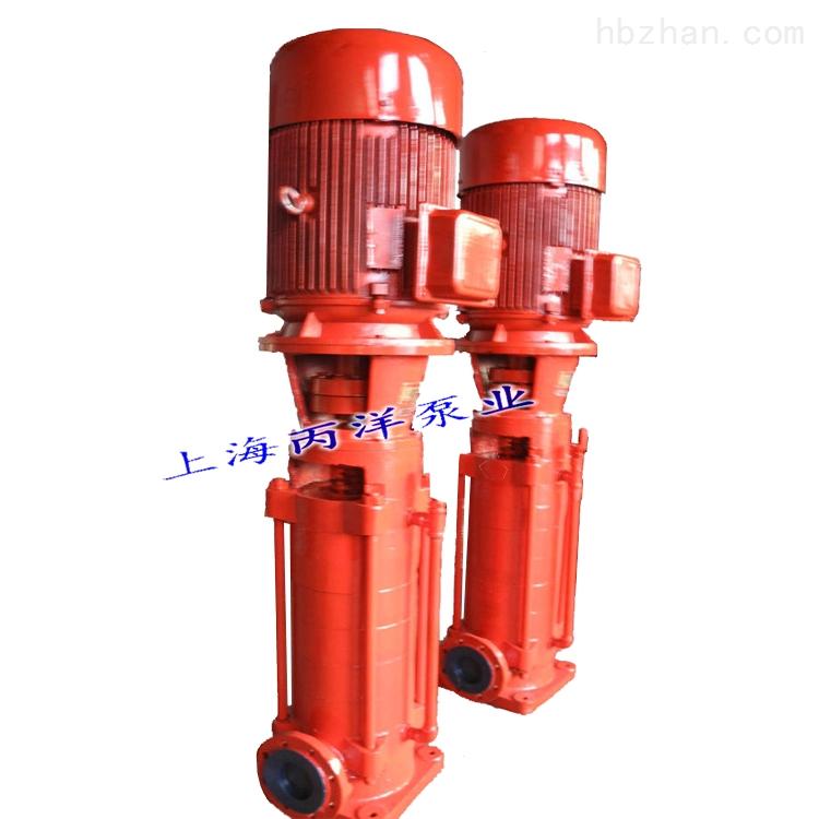 产品库 泵/阀/管件/水箱 泵 消防泵 xbd14/40-150dl 上海消防泵厂家图片