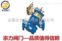 YQ980012-LS200012型過濾活塞式可調減壓流量控製閥