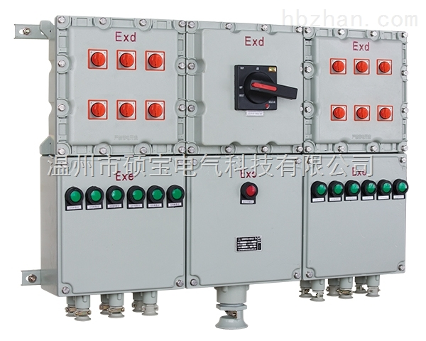 BXM(D)51系列防爆照明(动力)配电箱EX