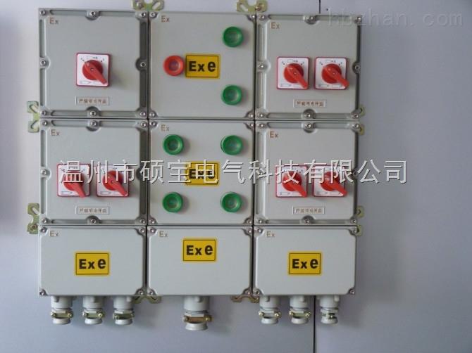 防爆配电箱丨BXM(D)防爆照明(动力)配电箱价格