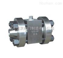 高溫高壓焊接球閥Q61N