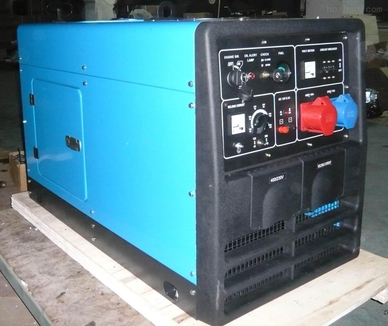 500a柴油发电机带电焊机
