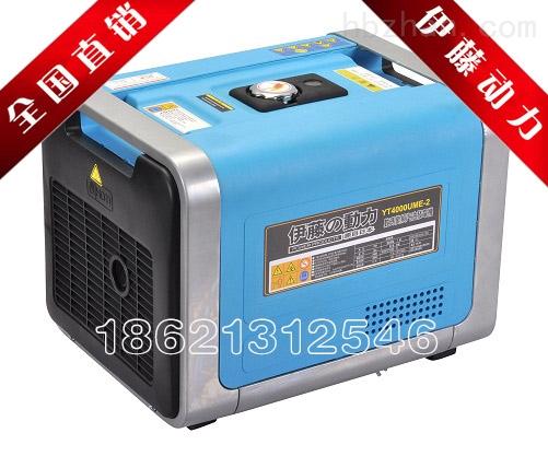 伊藤yt6800ew柴油发电机带电焊机