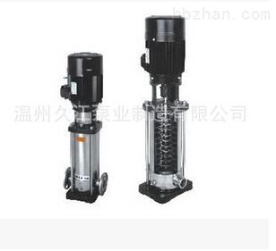 CDLF型 轻型不锈钢立式多级泵