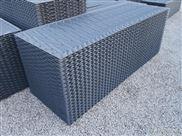 通風阻力小 散熱功能好玻璃鋼冷卻塔淋水填料 質量可靠