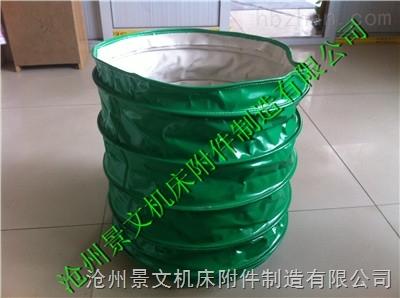 自定天津印刷机伸缩风管软连接生产厂商